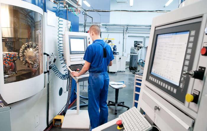 Post-sales assistance industrial machines in San Salvo