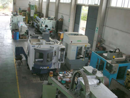 Mechanical machining CNC with CAD CAM design laboratory in San Salvo, Abruzzo