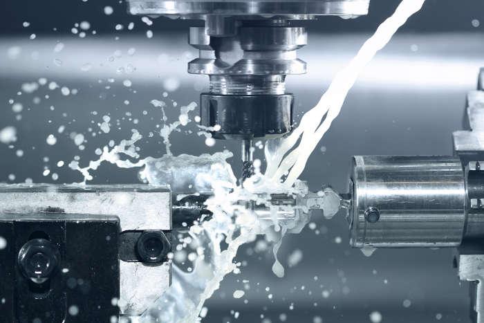 Officina meccanica CNC a San Salvo