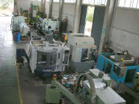 Centri di lavoro CNC