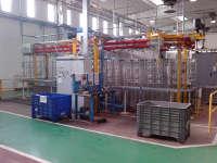 Sviluppo e realizzazione impianti industriali